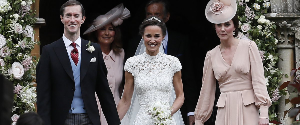 Matrimonio Harry In Chiesa : Pippa middleton matrimonio fidanzata di harry meghan